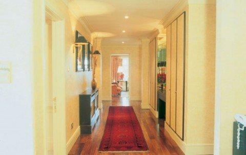 Colores para el pasillo de casa - Como pintar el pasillo de un piso ...