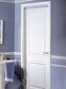 c mo pintar puertas de interior pintura para puertas On pintura satinada blanca para puertas