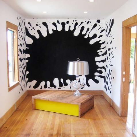 Pintura - Tipos de pintura para paredes ...