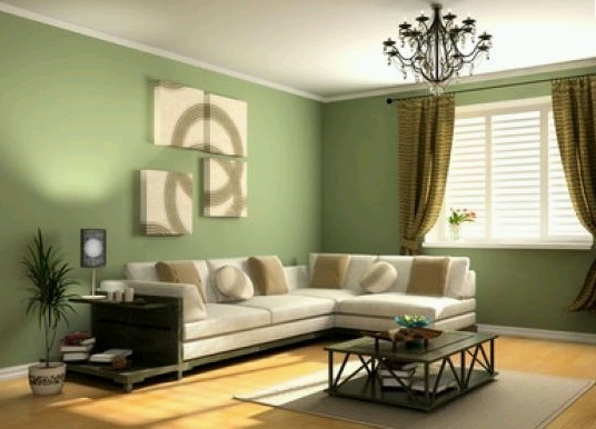 Sala De Estar Com Verde ~ Pincha en la imagen para verla en tamaño real