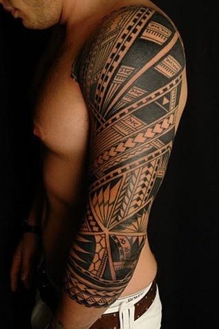 Sleeve tattoos   tatuajes que cubren el brazo
