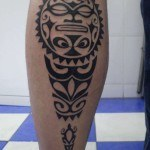 polynesian-leg-piece-tattoo-63208