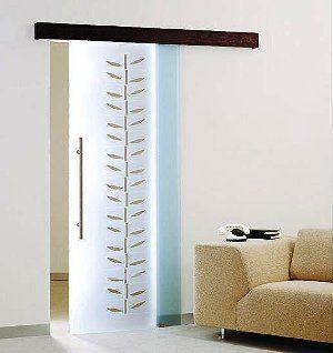 Puerta corredera de vidrio 125538 - Puerta vidrio corredera ...