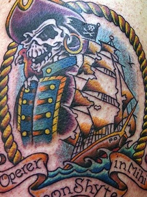 Tatuajes del mar| fotos y significados