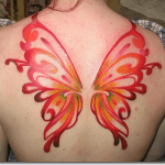 red-butterfly-back-tattoo