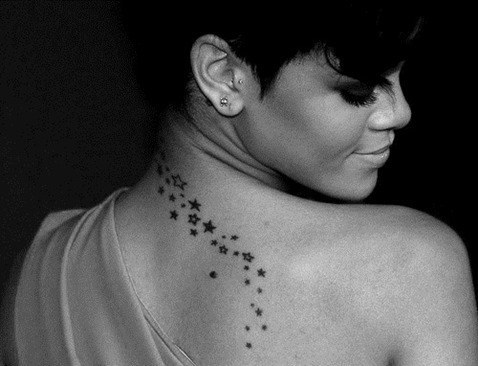 Significado Tatuajes de estrellas