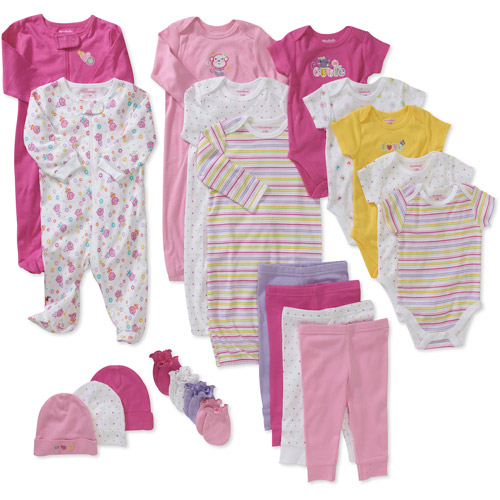Newborn Clothes. Prepping for a new addition to the family? Macy's newborn shop makes it easy to find everything you need. From apparel to gear, get all the baby essentials for welcoming the little one to the world. Shopping for a girl?