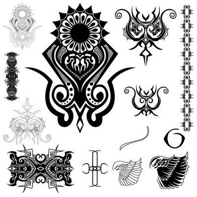 serie de tribales