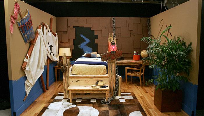 Habitaci n tem tica para ni os for Modelos de dormitorios para ninos