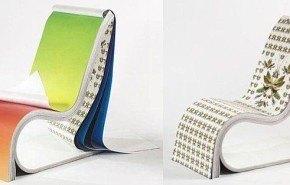 Darwin Chair, la silla cuaderno