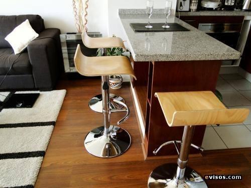 Sillas bar sillas cocina americana sillas altas taburetes - Taburetes para cocina americana ...
