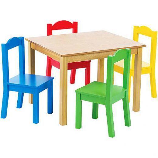 Tipos y estilos de sillas infantiles para comer: 520 x 520