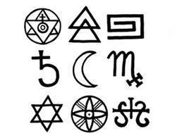 Tatuajes De Alquimia Tendenziascom