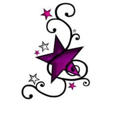 Fotos de tatuajes de estrellas