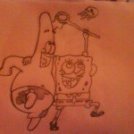 spongebib_tattoo_by_dierissa-d357mzf
