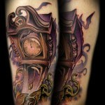 spooky-grandfather-clock-tattoo-kelly-doty-112910