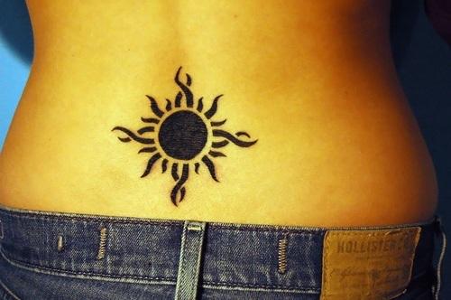 Tatuaje En La Cintura Tendenziascom