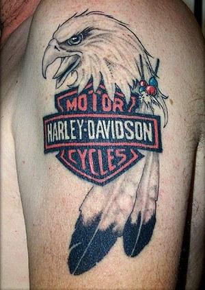 tatuajes de Harley Davidson