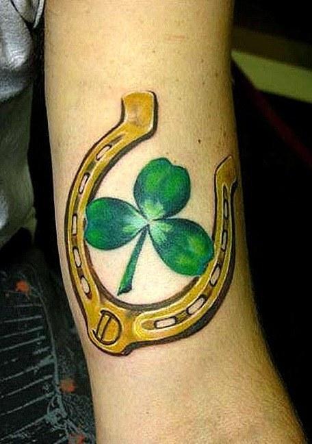 Tatuajes Tréboles