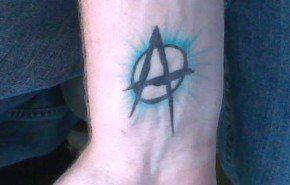 Tatuajes de Anarquia