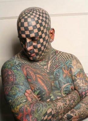 tatuajes color verde