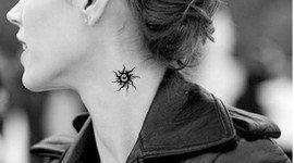 Tatuajes de soles