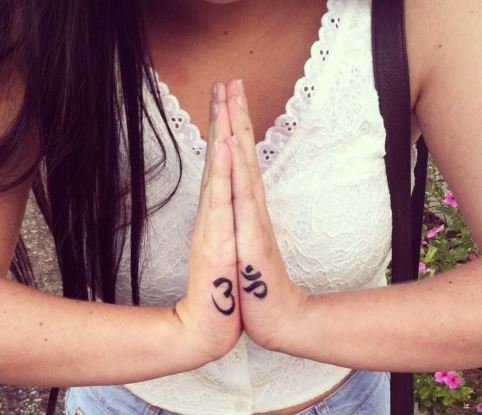 Tatuajes de Om