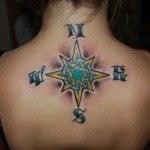 tatuajebrujula