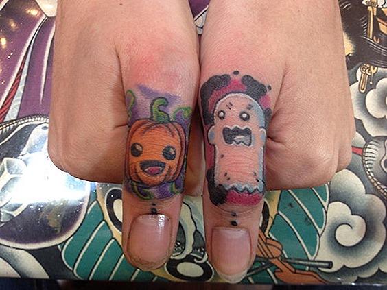 tatuajes calabazas