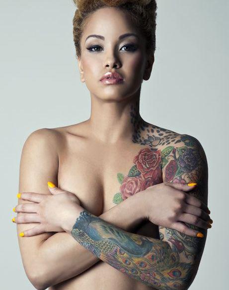 ¿Qué colores son los mejores para los tatuajes según el color de piel?