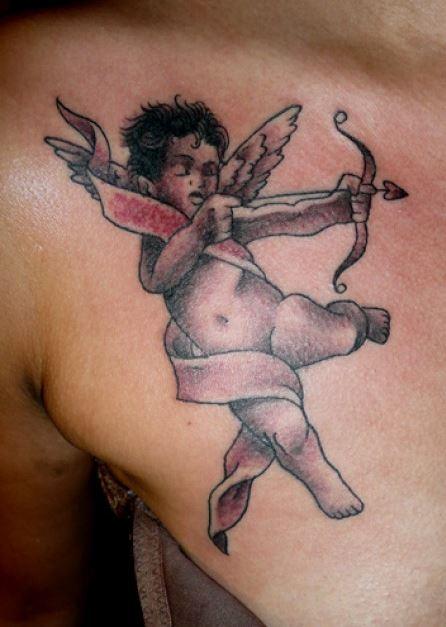 Tatuajes de Cupido