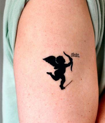tatuajes-cupido