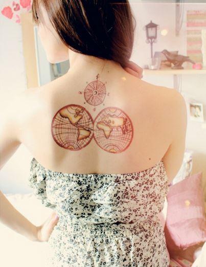 tatuajes-de-brújulas3