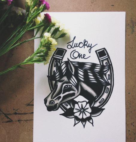 tatuajes de caballos 3