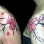 tatuajes-de-flores-japonesas-cerezo