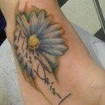 tatuajes-de-margaritas