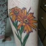 tatuajes-de-margaritas2