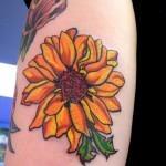tatuajes-de-margaritas6
