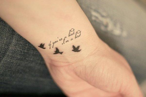 Las mejores tatuajes pequeños para mujeres