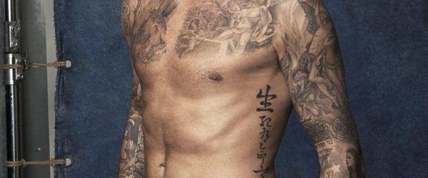 Los mejores tatuajes de famosos