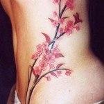tatuajes flor cerezo01