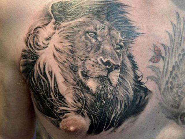 Tatuajes Originales Para Hombres Tendenziascom