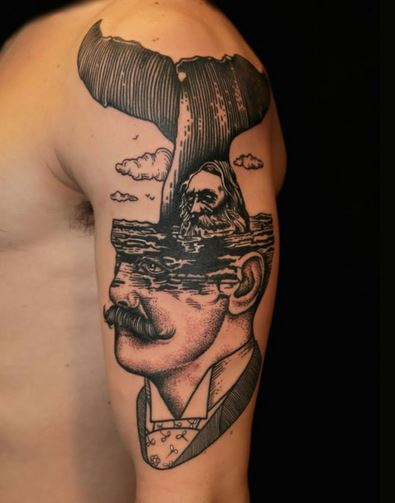 Tatuajes Raros Y Surrealistas Tendenzias Com