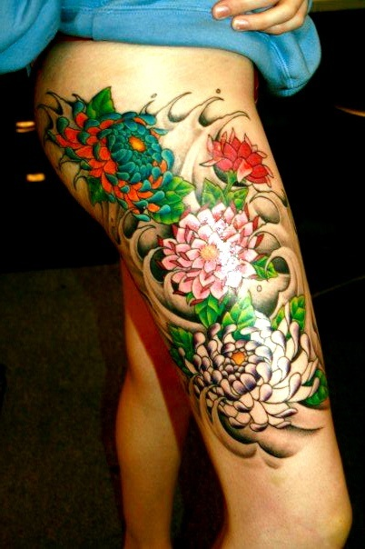 tatuajes nieve