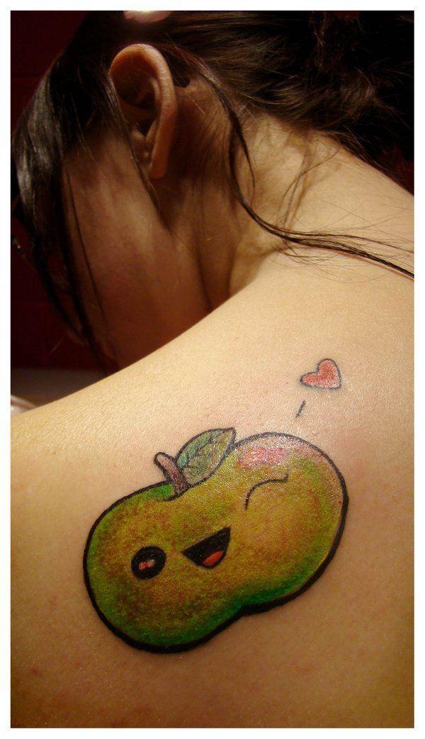 tatuajes cereza
