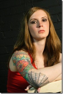 tatuajes telarañas