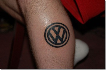 wolsvagen tatuaje