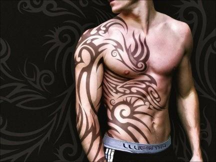 Tatuajes Grandes En El Cuello tatuajes grandes: fotos
