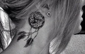 Tatuajes de la triqueta, símbolo celta