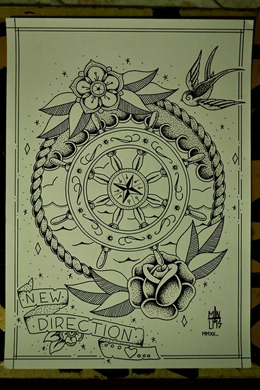 Fotos Tatuajes Old School Tendenziascom